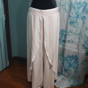 Wrap Capri Pants